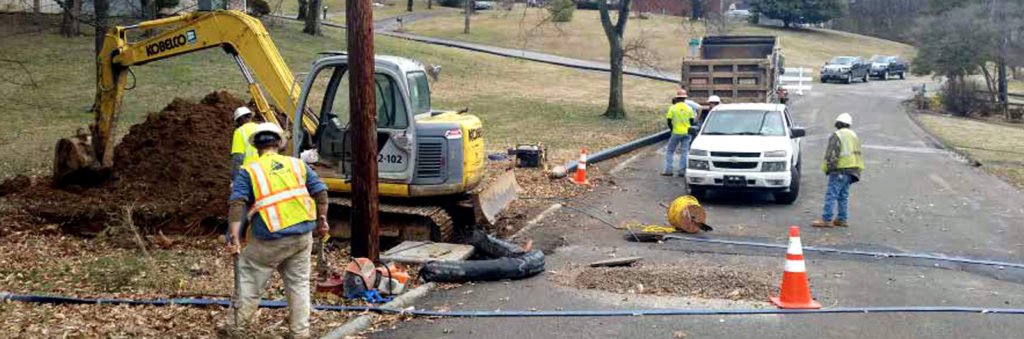 Knoxville, TN choses HDPE pipe to replace aged and leaking sewer infrastructure
